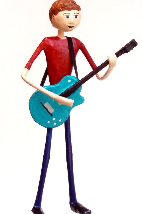 Guitarrista – Coleção Araucária