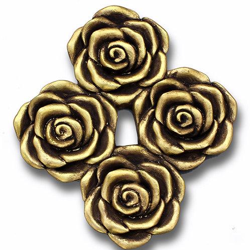 549 - Aplique Rosas
