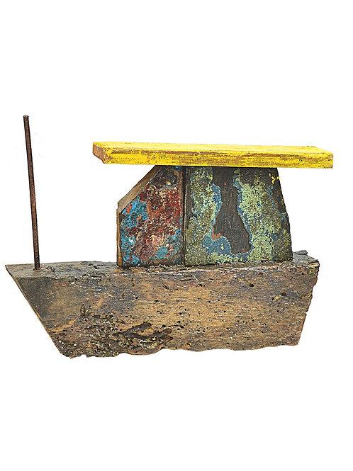 Barco Escultura P