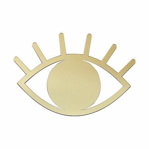 Espelho Olho Dourado