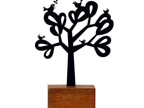 mini árvore biquinho - Eleonora Hoshino