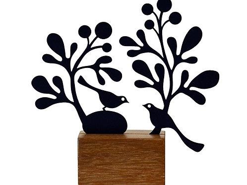 mini árvore 412