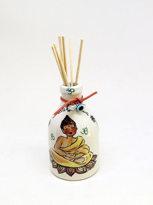 Recipiente para aromatizador de ambientes Buda | Oriente - Atelier Patricia Virm