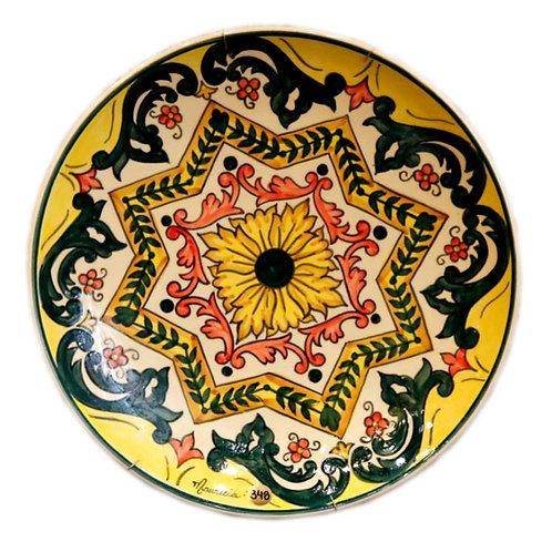 Prato cerâmica Talavera