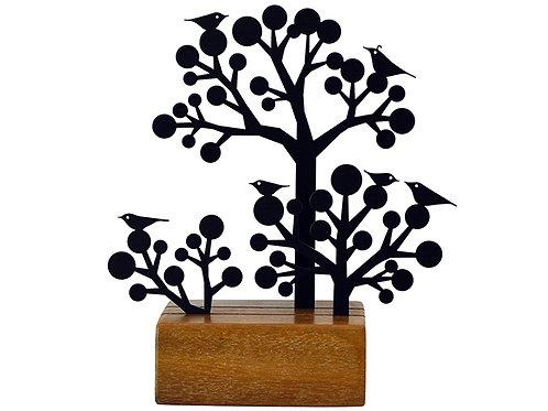 conjunto árvore bolinhas grande - Eleonora Hoshino