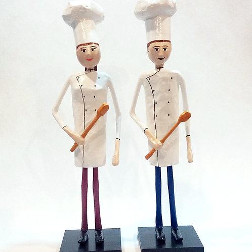 Chef – Coleção Araucária