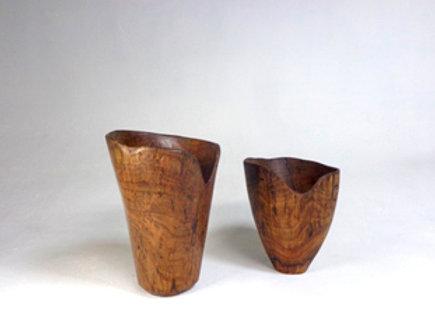 Centro de mesa em madeira 0633