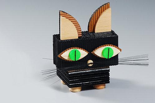 Toy Black Cat