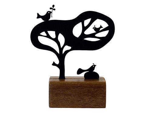 mini árvore pedra - Eleonora Hoshino