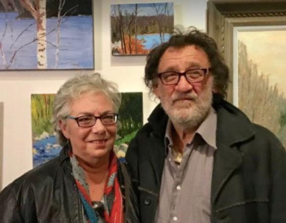 Renown Canadian Abstract Artist & Our Dear Friend Jim Balzan - RIP (2019)