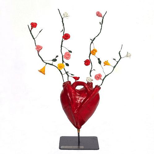 Coração Florido