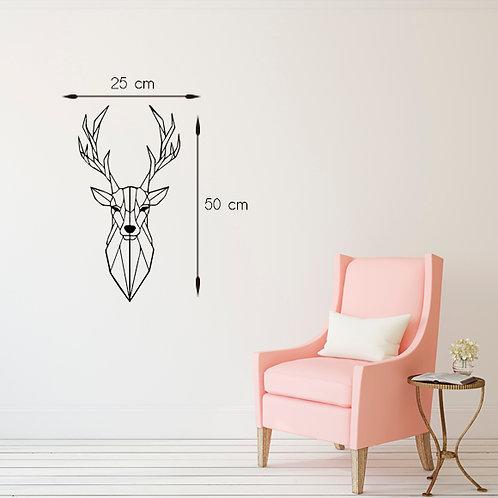 Veado geometrico - Santa Ana Design