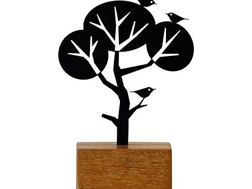 mini árvore trio
