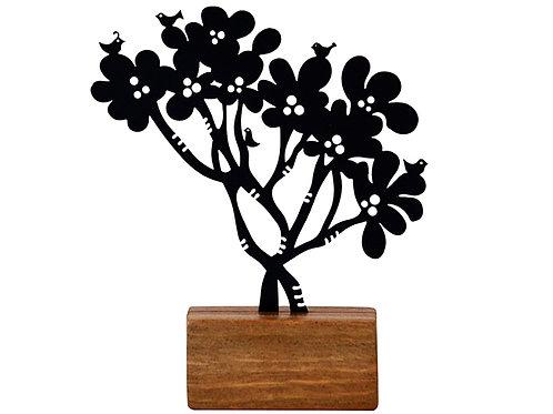 mini árvore baixa