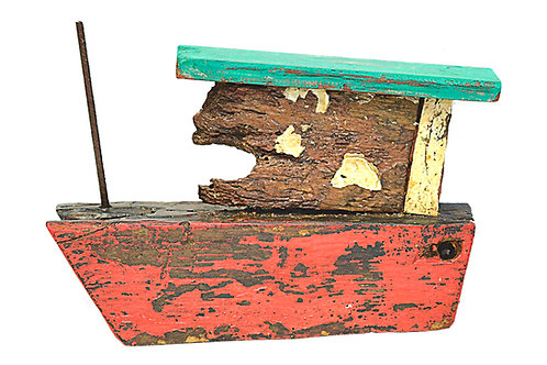 Barco Escultura G