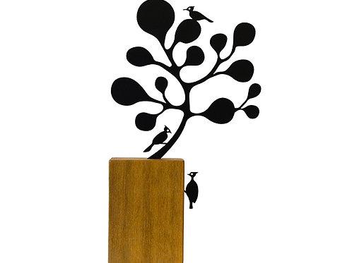 árvore pica-pau
