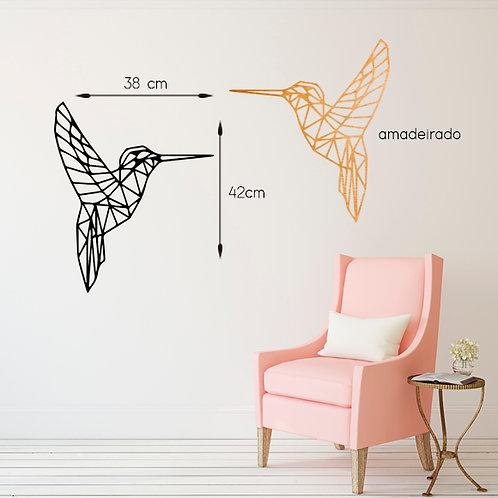 Colibri geometrico - Santa Ana Design