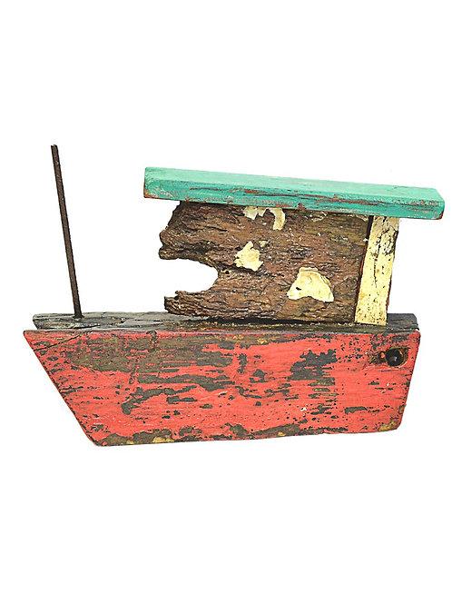 Barco Escultura M