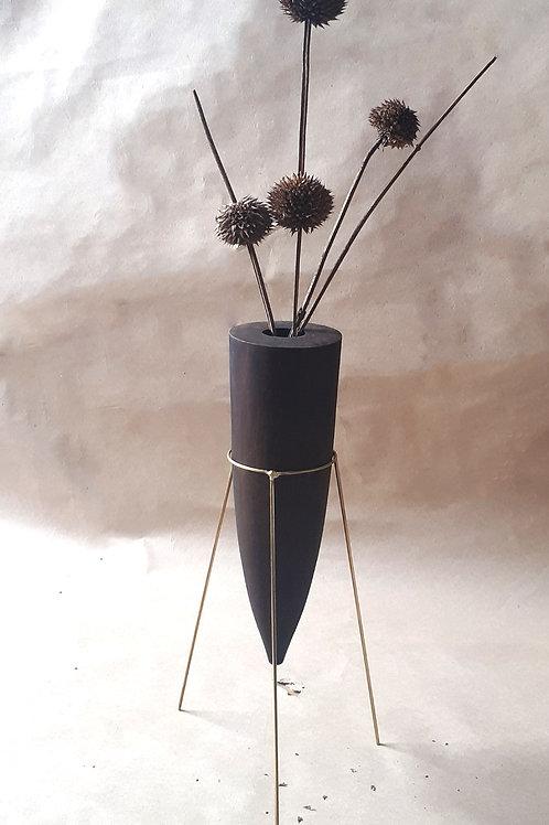 Vaso Cone Tripe Ryasi Design