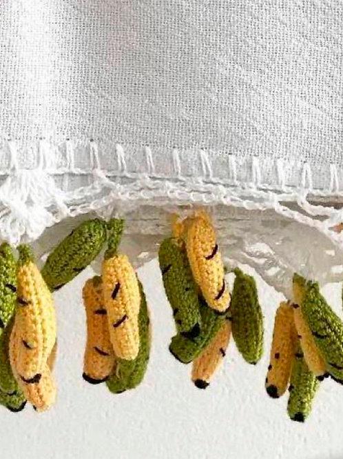 Pano de Prato Banana