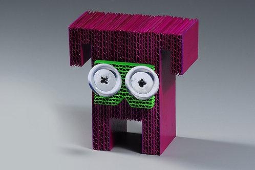 Toy Pink Dog
