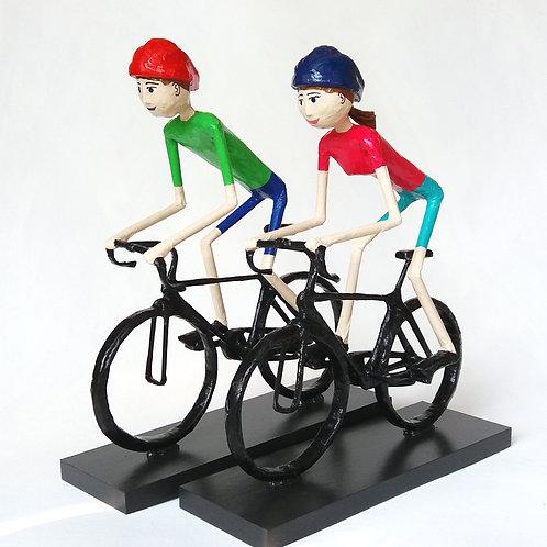 Ciclista – Coleção Araucária