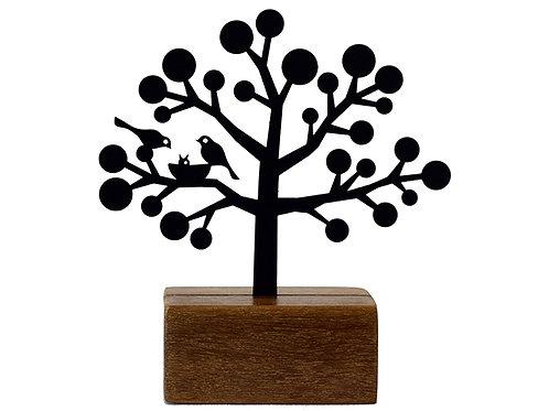 mini árvore ninho