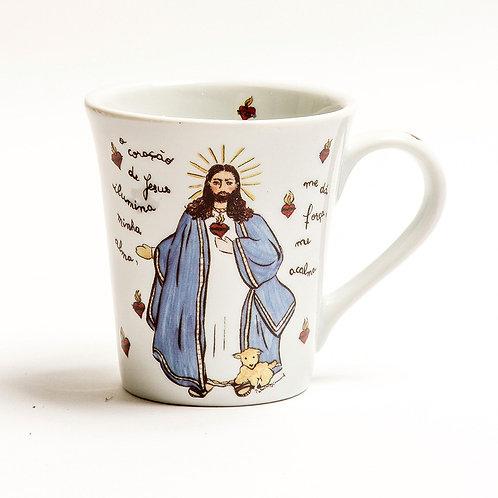 Caneca Jesus de Nazaré | Santeiro