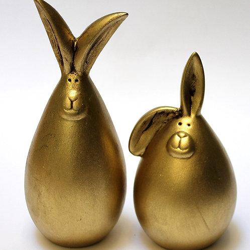 701-702 - Escultura coelho
