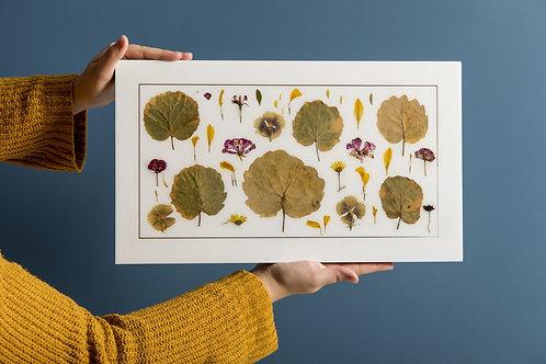 Painel Botânico Margem Floresta - 43001