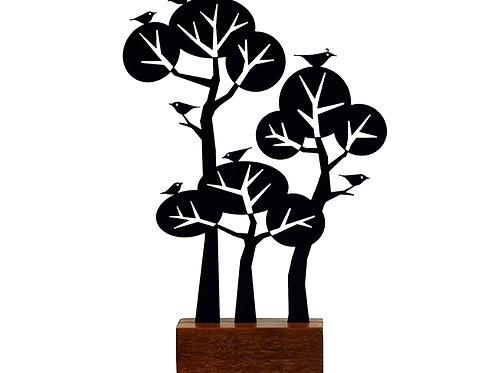 árvore trio - Eleonora Hoshino