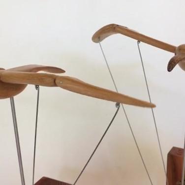 André Wagner - Design em madeira, esculturas