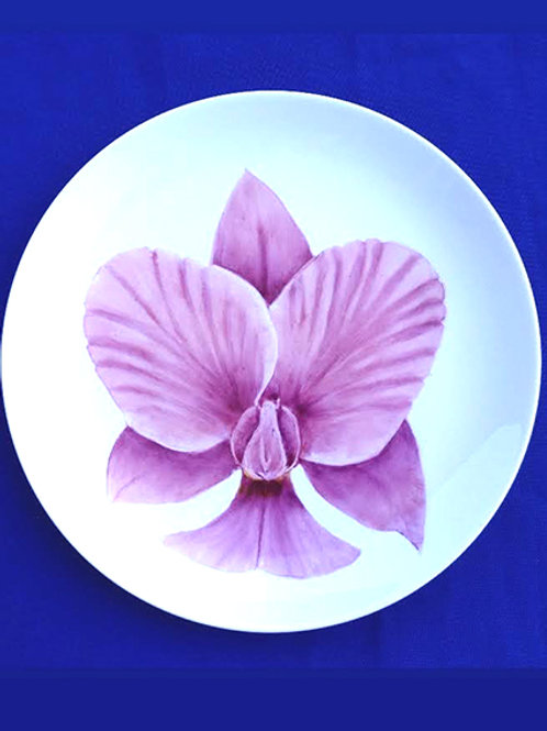 Prato Orquídea 4