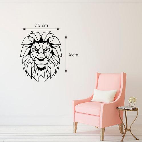 Leão geometrico