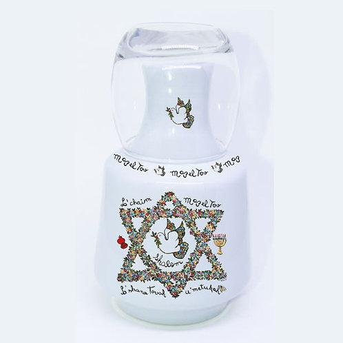 Moringa Mazel Tov | Shalom