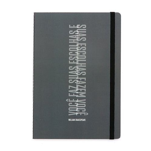 Caderno Shakespeare