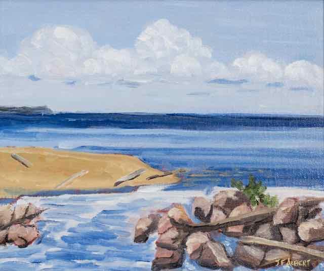 Shoreline #0431