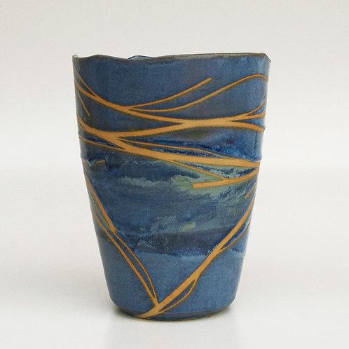Vaso La Mar Somassae Pottery