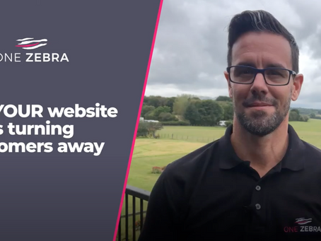 Why your website is turning customers away - and how to fix it!
