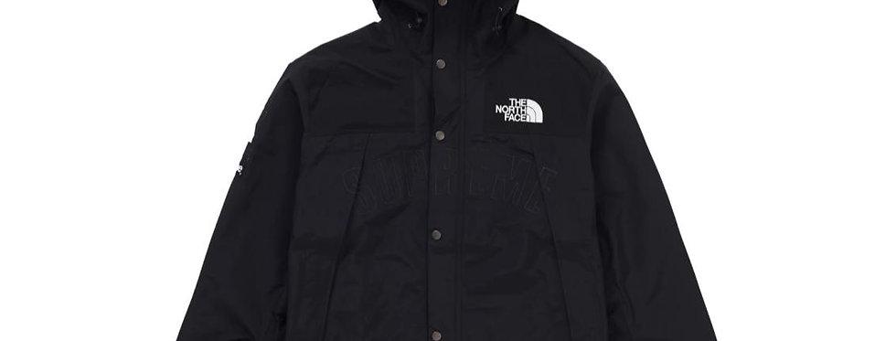 Supreme The North Face Arc Logo Mountain Parka Black