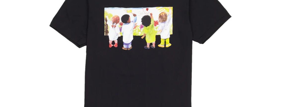 Supreme Kids Tee Black
