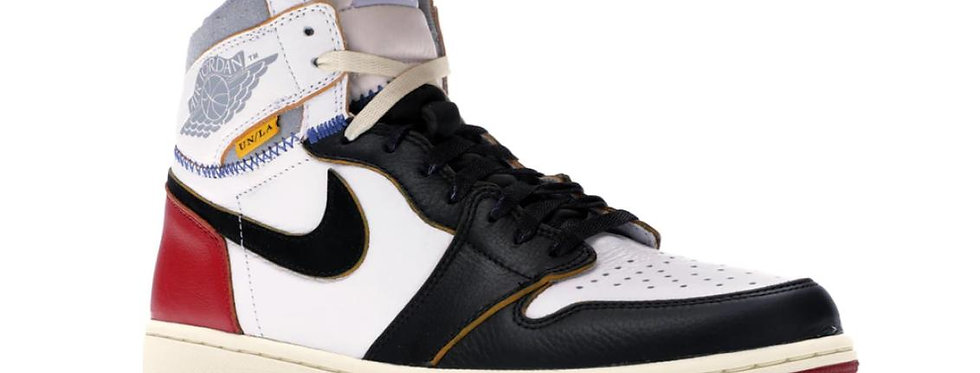 Nike Air Jordan 1 Retro High Union Los Angeles Black Toe
