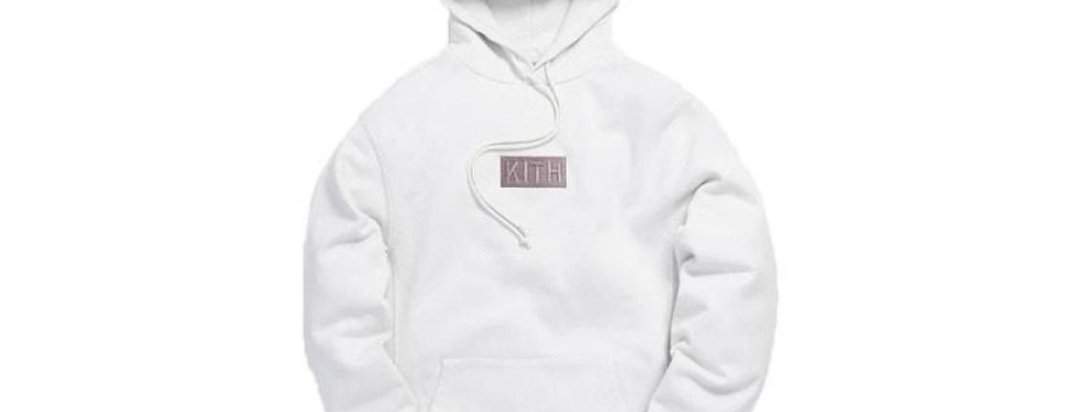 Kith Williams 3 Hoodie Ice