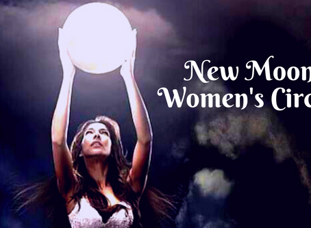 New Moon Women's Meditation & Circle :: Every New Moon