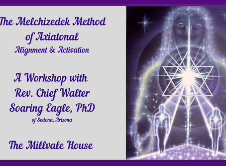 The Melchizedek Method of Axiatonal :: Two Day Workshop