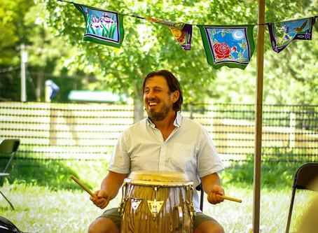Intro to World Drumming with Bryan Fazio