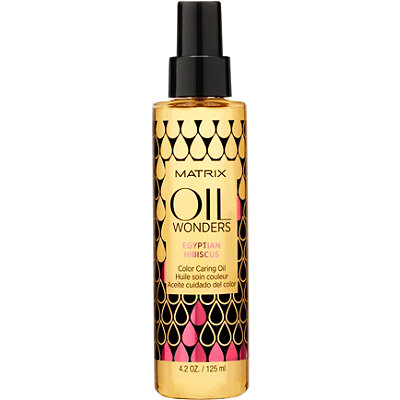 Oil Wonders Egyptian Hibiscus color care