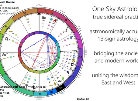 One Sky Astrology Sessions with Michael
