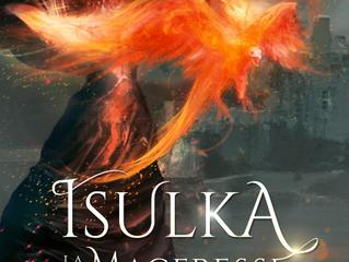 Parution de Isulka la Mageresse
