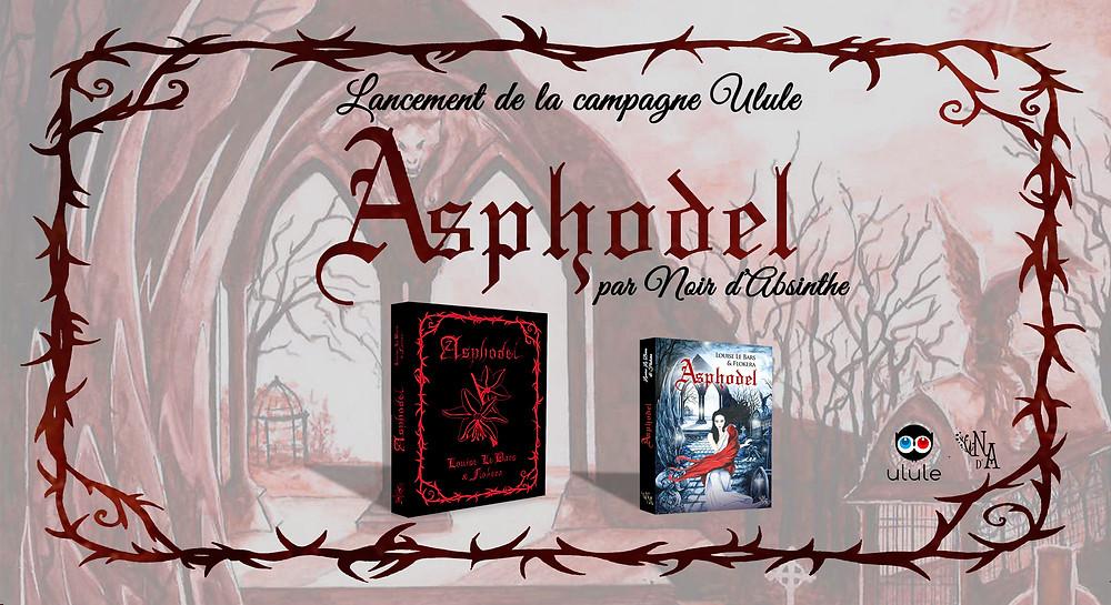La Campagne Ulule pour Asphodel